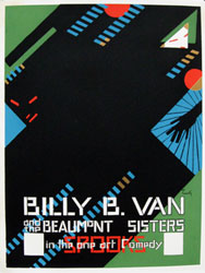 Billy B Van